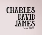 Charles David James, London branch logo
