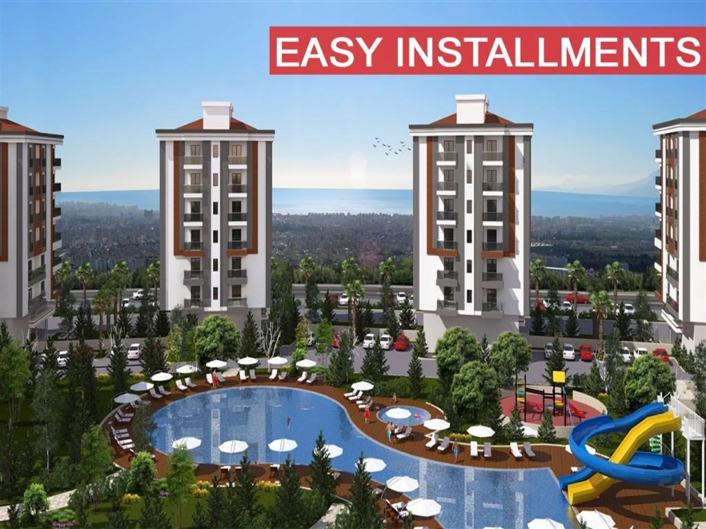 3 bed Apartment for sale in Kepez, Antalya, Antalya