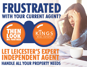 Get brand editions for Kings Real Estate, Stoneygate