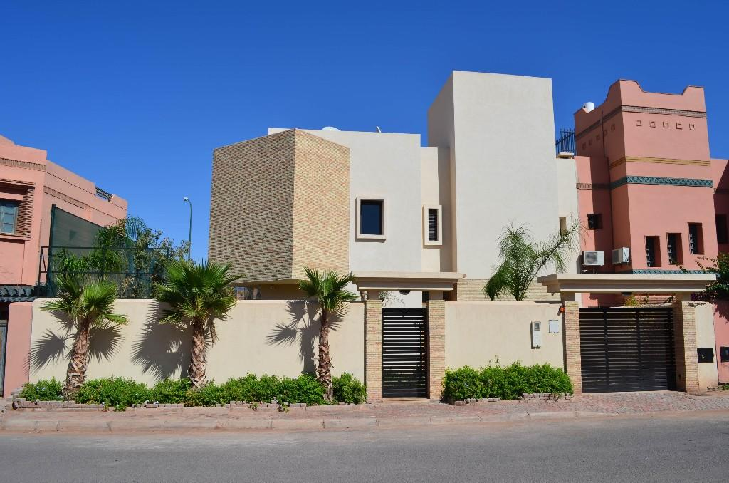 4 bed new home for sale in Marrakech...
