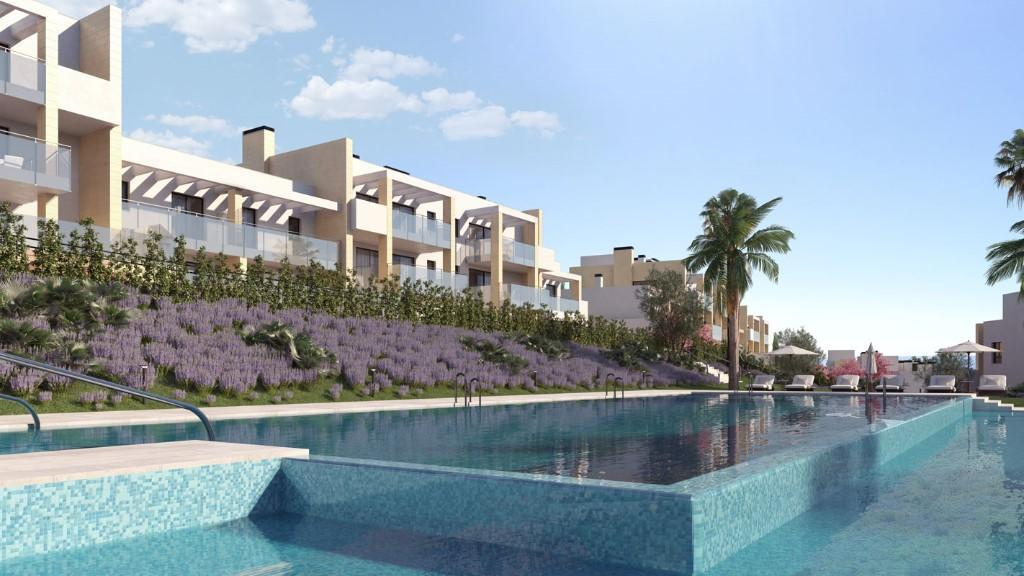 2 bed new Apartment for sale in Casares, Málaga...