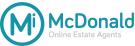 Mi McDonald logo