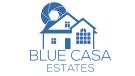 Blue Casa Estates, Colchester branch logo