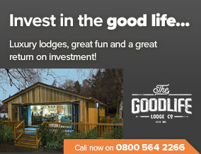 Get brand editions for The Goodlife Lodge Company, Tallington