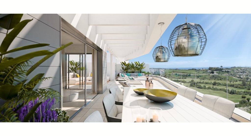 Estepona new Apartment for sale
