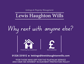 Get brand editions for Lewis Haughton Wills, Penryn
