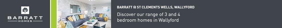 Barratt Homes, Barratt @ St Clements Wells