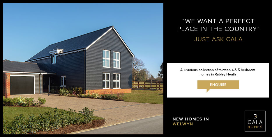 Lytton Heights New Homes Development By Cala Homes