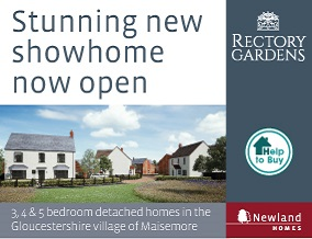 Get brand editions for Newland Homes Ltd, Rectory Gardens