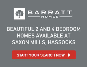 Get brand editions for Barratt Homes, Saxon Mills
