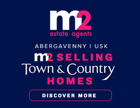 Get brand editions for M2 Estate Agents, Abergavenny