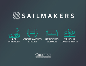 Get brand editions for Greystar, Sailmakers, Canary Wharf