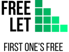 Free Let , London branch logo