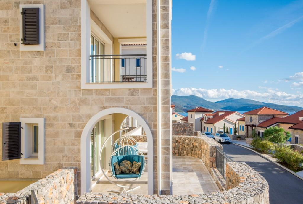 2 bedroom new Apartment in Tivat