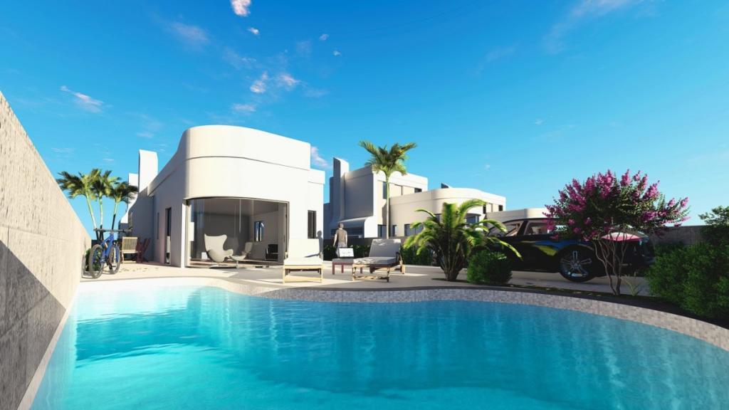 3 bedroom new development in Murcia, Sucina