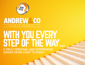 Get brand editions for Andrew & Co Estate Agents, Land & New Homes