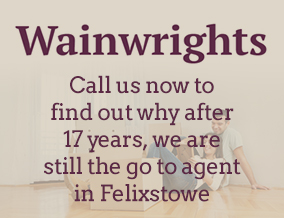 Get brand editions for Wainwrights Estate & Letting Agents, Felixstowe