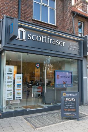 scottfraser, Headington (Lettings & Property Management), Oxfordbranch details