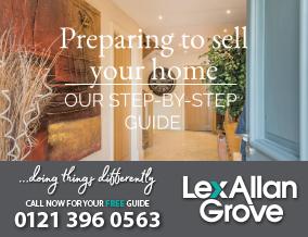 Get brand editions for Lex Allan Grove, Halesowen