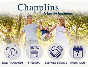 Get brand editions for Chapplins Estate Agents, Fareham