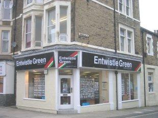 Entwistle Green, Morecambebranch details