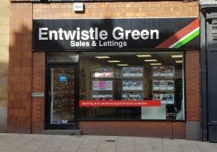Entwistle Green, Wiganbranch details