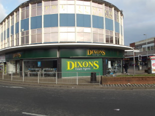Dixons, Erdingtonbranch details