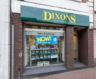 Dixons, Bromsgrovebranch details