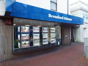 Beresford Adams, Abergelebranch details