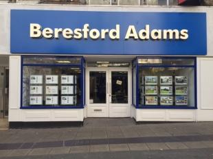 Beresford Adams, Bangorbranch details