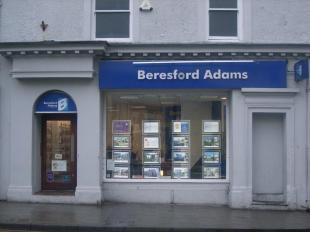 Beresford Adams, Caernarfonbranch details