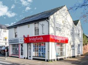 Bridgfords, Holmes Chapelbranch details