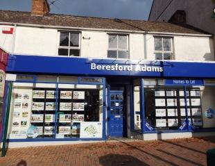 Beresford Adams, Prestatynbranch details