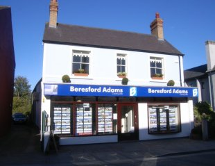 Beresford Adams, Ruthinbranch details
