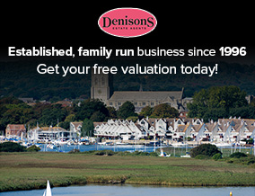 Get brand editions for Denisons Estate Agents, Christchurch