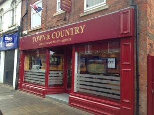 Town & Country Estate Agents, Worksop - Lettingsbranch details