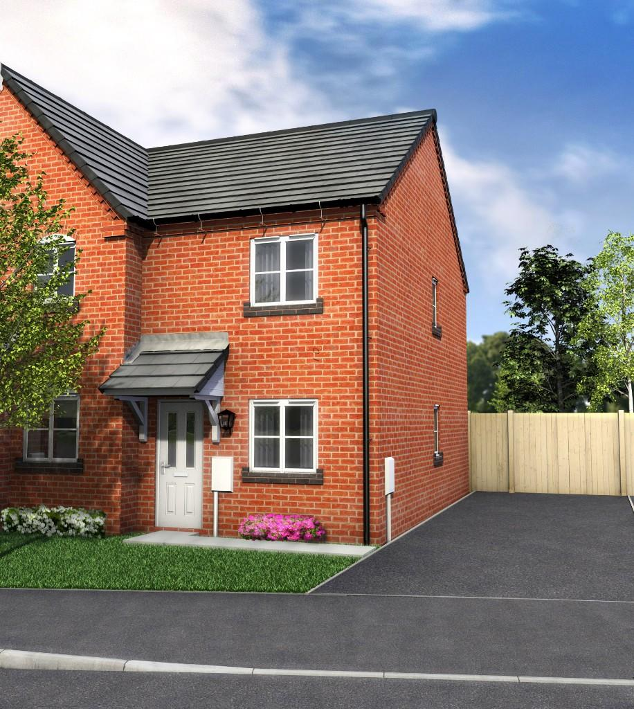 Retirement Bungalows For Sale: Hanwood Heights New Homes Development By Shropshire Homes Ltd