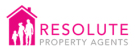 Resolute Property Agents, Ipswich logo