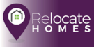 Relocate Homes logo