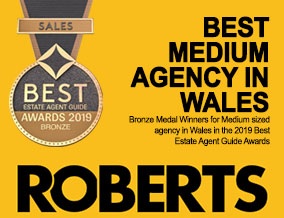 Get brand editions for Roberts Estate Agents, Cardiff