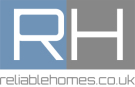 Reliable Homes, North Finchley logo