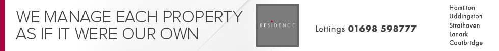 Get brand editions for Residence Estate Agents, Hamilton - Lettings