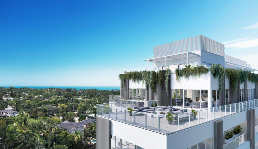 new development in Miami Beach...