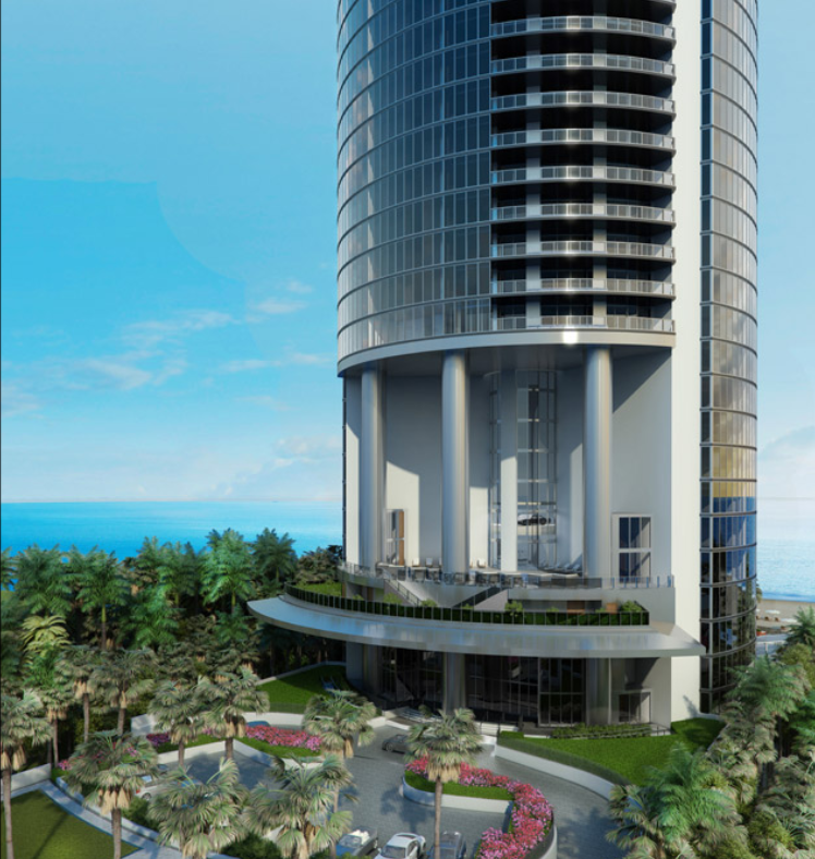 new development for sale in Sunny Isles...