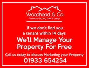 Get brand editions for Woodhead & Co, Irthlingborough