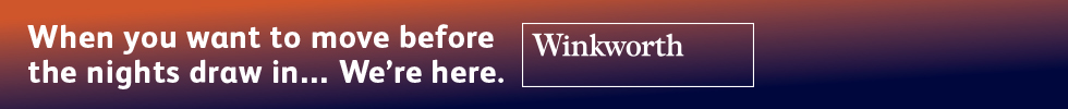 Get brand editions for Winkworth, Mudeford