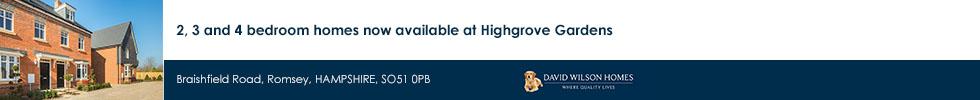 Get brand editions for David Wilson Homes, Highgrove Gardens