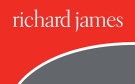Richard James New Homes, Wellingborough branch logo