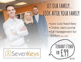 Get brand editions for Seven Keys, North East