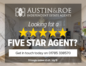 Get brand editions for Austin & Roe Independent Estate Agents, Stone